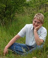 Andrea Schuster, Stifterin für Landwärts